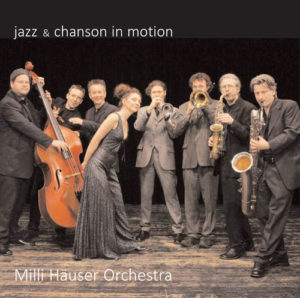 CD Jazz & Chancon in Motion