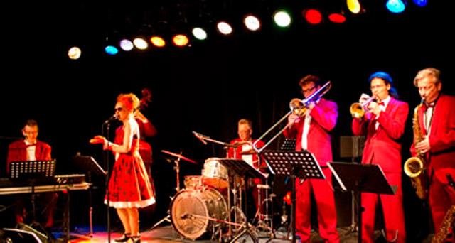 The Swinging Ballroom Orchestra