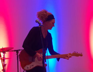 Sängerin Milli Häuser
