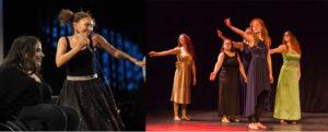 Foto von Sängern und Tänzern