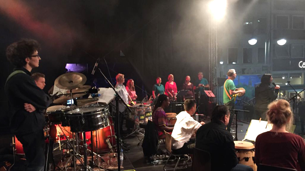PADI PERCUSSION ORCHESTRA